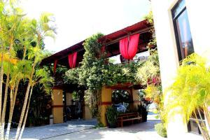 Hotel Villa del Sol, Отели  Пуэрто-Кортес - big - 13
