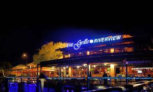 The Riverview Hotel - New Smyrna Beach, Отели  Нью-Смирна-Бич - big - 44
