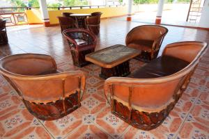 Quinta Carrizalillo, Apartmány  Puerto Escondido - big - 35