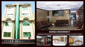 Auberges de jeunesse - Durga Residency