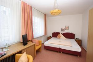 Hotel Garni Haus Hindenburg, Szállodák  Königswinter - big - 5