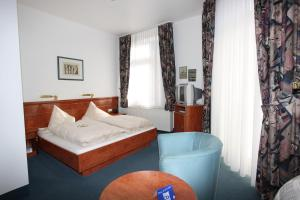 Hotel Garni Haus Hindenburg, Szállodák  Königswinter - big - 6