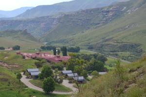Golden Gate Hotel and Chalets, Hotely  Clarens - big - 1