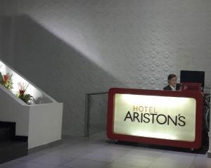 Hotel Ariston AW, Hotels  Bogotá - big - 11