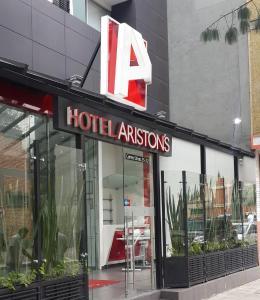 Hotel Ariston AW, Hotels  Bogotá - big - 12
