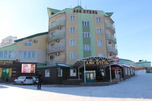 Гостиница Аян