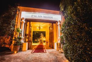 Palais Mehdi, Отели  Марракеш - big - 59