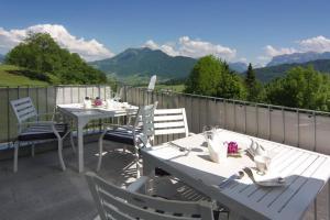 Panoramahotel Sonnhalde, Hotely  Schwarzenberg im Bregenzerwald - big - 74