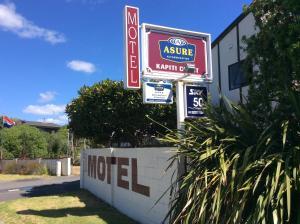 ASURE Kapiti Court Motel - Accommodation - Paraparaumu Beach