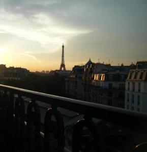 Sublim Eiffel, Hotely  Paříž - big - 32