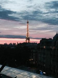 Sublim Eiffel, Hotely  Paříž - big - 33