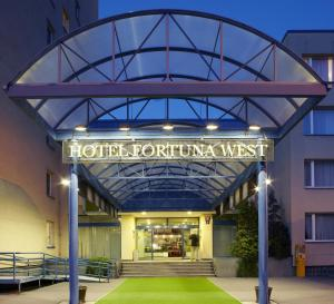 Hotel Fortuna West - Ruzyně