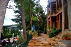 Hotel Castle Park, Отели  Берат - big - 68