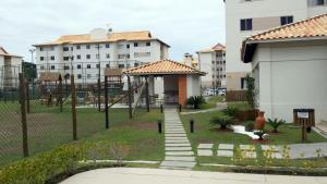 Ferienwohnung Bahia Brasilien, Apartments  Abrantes - big - 11