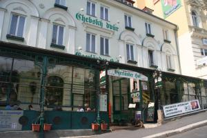 Chebsky dvur - Egerlander Hof - Karlovy Vary