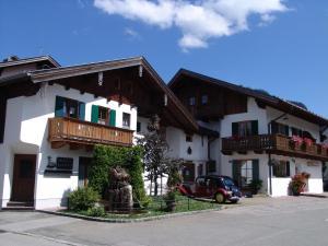 Hotel Ferienhaus Fux - Oberammergau