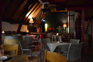Cafe Verkehrt - Kultur Genuss Hotel, Hotely  Oberhof - big - 31