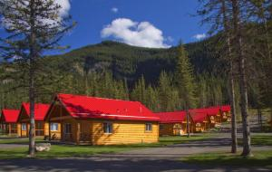 obrázek - Jasper East Cabins