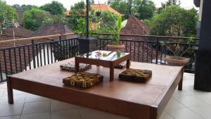 Anila Shanti Guest House, Penzióny  Ubud - big - 15