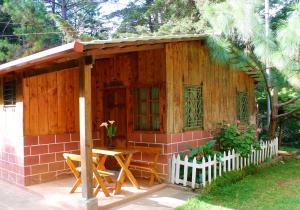 El Pinabete Finca & Cabañas, Мини-гостиницы  Ла-Гранадилья - big - 27