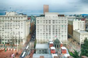 Hilton Portland Downtown, Hotels  Portland - big - 40