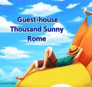Thousand Sunny - AbcRoma.com