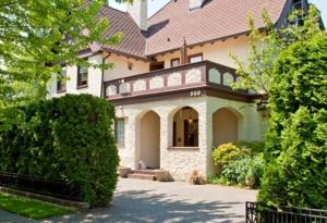 Bacon Mansion Bed and Breakfast - Accommodation - Seattle