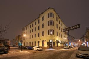 Brioni Suites, Apartmánové hotely  Ostrava - big - 19
