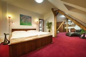Brioni Suites, Apartmánové hotely  Ostrava - big - 20