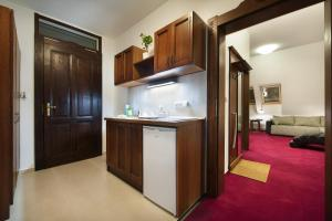 Brioni Suites, Apartmánové hotely  Ostrava - big - 23