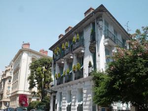 Hotel Villa Rivoli, Hotely  Nice - big - 24