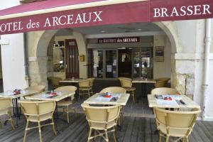 Hotel Les Arceaux