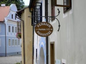 Penzion Podhradí - Český Krumlov