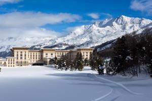 Maloja Palace Residence Engadin-St Moritz CO2-Neutral - Hotel - Maloja