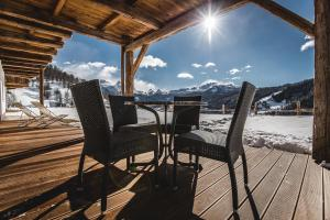Appartements Chalet Bandiarac - Apartment - San Cassiano