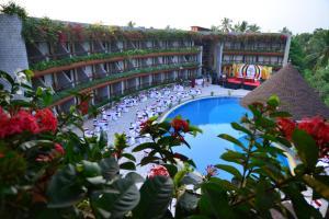 Uday Suites - The Airport Hotel, Отели  Тривандрум - big - 21
