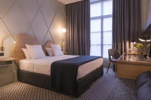 Millésime Hôtel, Hotely  Paříž - big - 37