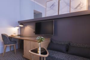 Millésime Hôtel, Hotely  Paříž - big - 14