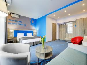 Start Hotel - Yërzovka