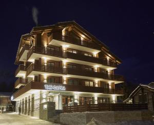 The Capra Saas-Fee - Hotel