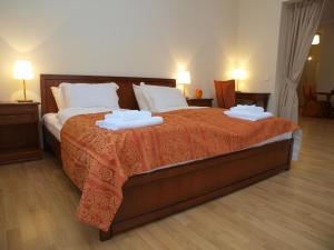 City Apartment, Ferienwohnungen  Prag - big - 40
