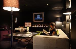 Petit Hôtel Confidentiel, Отели  Шамбери - big - 64