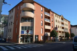 Résidence Foch, Aparthotels  Lourdes - big - 21