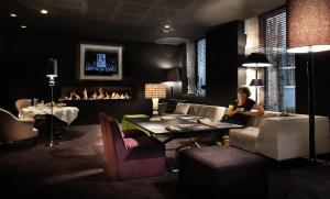 Petit Hôtel Confidentiel, Отели  Шамбери - big - 17