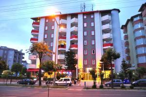 Апарт-отель Smartline Sunpark Aramis, Алания