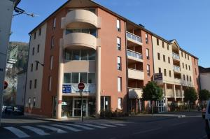 Résidence Foch, Apartmanhotelek  Lourdes - big - 1