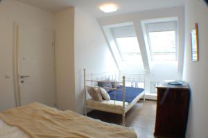 Alga Apartments am Westbahnhof, Apartmány  Viedeň - big - 4
