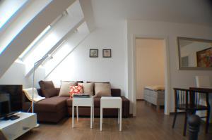 Alga Apartments am Westbahnhof, Apartmány  Vídeň - big - 38