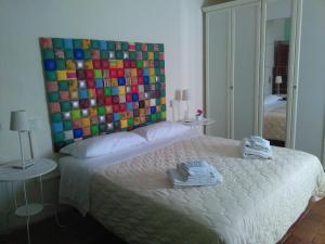 B&B Villa d'Aria, Bed & Breakfasts  Abbadia di Fiastra - big - 4