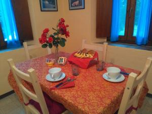 B&B Villa d'Aria, B&B (nocľahy s raňajkami)  Abbadia di Fiastra - big - 15